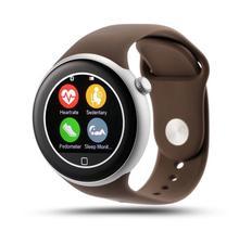 Mode-design c1 schwimmen wasserdichte bluetooth 4,0 smart watch schrittzähler tracker konnektivität smartwatch für ios android-handy