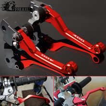 For KTM 400EXC 400EXC-R 400XC-W 2005 2006 2007 2009 2010 2011 Motocross Pit Dirt Bike Brake Clutch Levers Handle