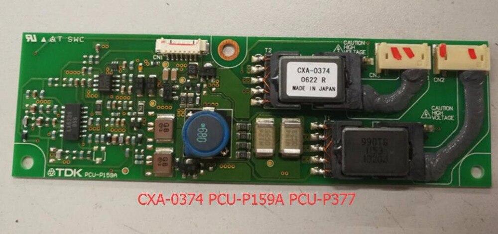 CXA-0374  high pressure plate PCU-P159A  inverter PCU-P377   TDK original lcd 46z66a46e66a high pressure plate runtka538wjn1runtka539wjn1