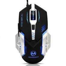 Good Sale 3200 DPI 6D Buttons LED Mechanical Wired Gaming Mouse For PC Laptop Mar 7