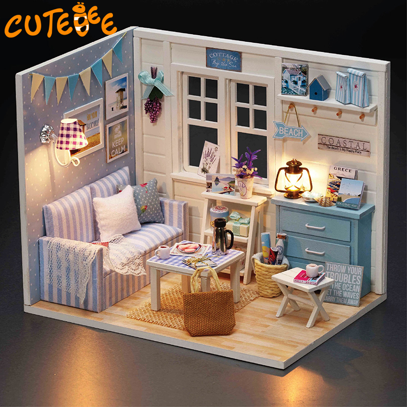 Doll-House-Furniture-Diy-Miniature-Dust-Cover-3D-Wooden-Miniaturas-Dollhouse-Toys-for-Christmas-H016-1