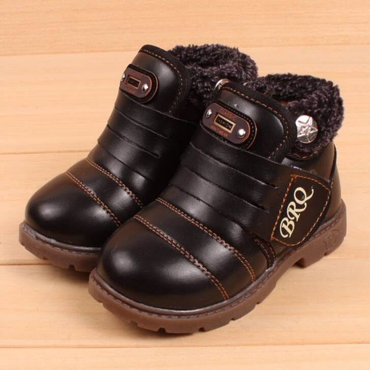 2017-New-Child-snow-warm-boots-thick-non-slip-padded-snow-boots-boys-girls-leather-shoes-winter-boots-casual-shoes-for-kids-4