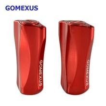 Gomexus малый барабан Мощность ручка extreme свет 6 г для Дайва Стиз A tw 1016 Вт/ss Подшипники Бесплатная доставка