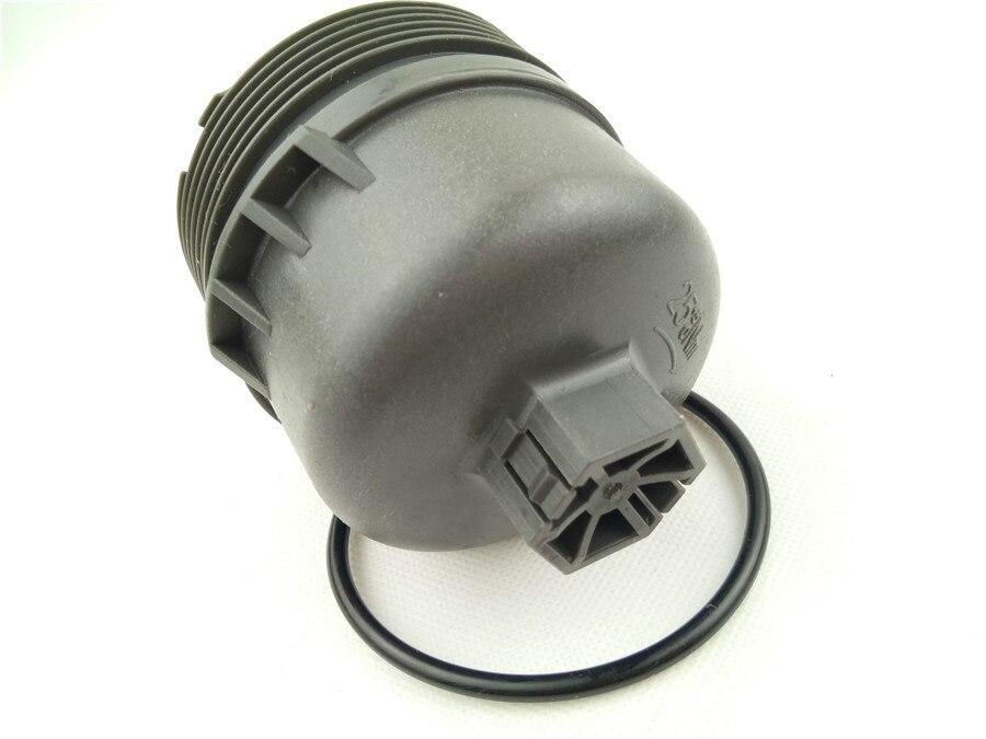 For PEUGEOT 207 307 407 807 206 406 308 1007 Partner Boxer Expert Bipper 1995-2008+ Oil Filter Housing Top Cover 1103.L7