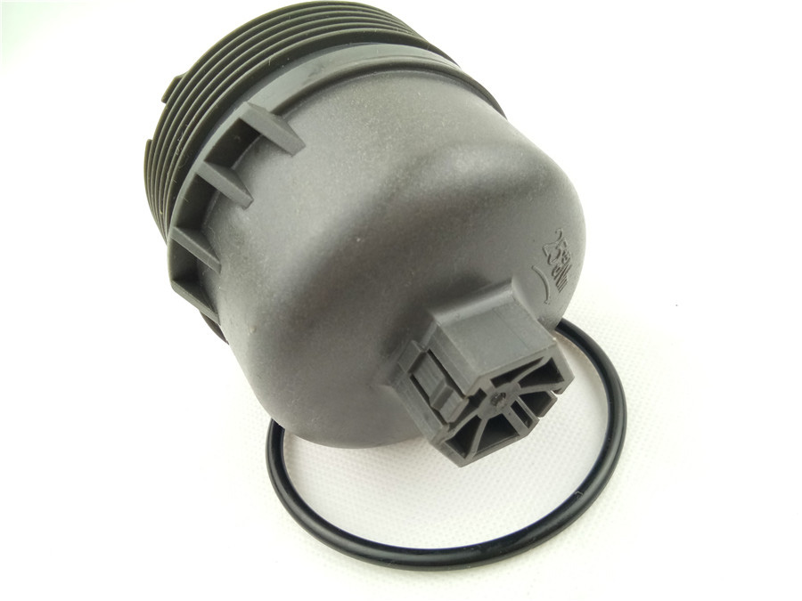For <font><b>PEUGEOT</b></font> 207 307 407 807 206 406 308 <font><b>1007</b></font> Partner Boxer Expert Bipper 1995-2008+ Oil Filter Housing Top Cover 1103.L7 image