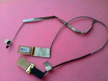 Новый оригинальный кабель для экрана для ноутбука Asus X552 X552C X552E X552EA A552 A552E F552, кабель для ноутбука LVDS, гибкий видеокабель 1422-01M6000
