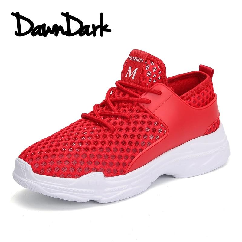 Кроссовки для Для женщин Обувь с дышащей сеткой легкие женские Беговые прогулочная спортивная обувь на открытом воздухе женские спортивны...