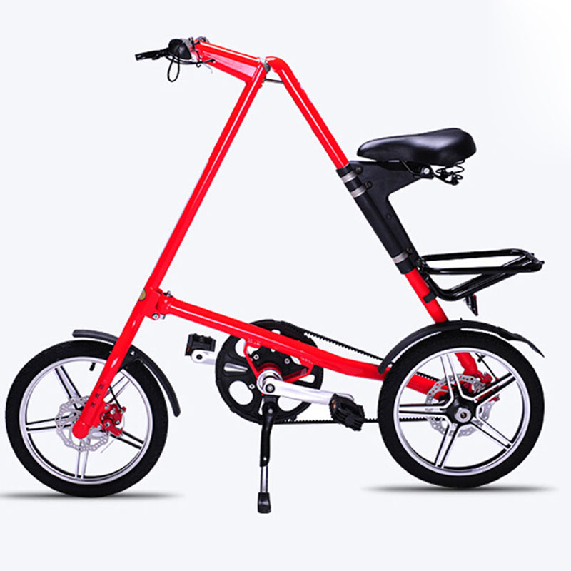 Road Bicycle Christmas Gift Folding Bike 16 Inch Wheel BXW Complete ...