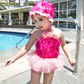 Trajes de baño para niños niñas arco franja traje de baño bikini chica de traje de baño traje de baño para niña de trajes de baño biquini infantil sea