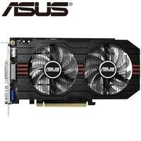 ASUS Graphics Card Original GTX 750 1GB 128Bit GDDR5 Video Cards For NVIDIA Geforce GTX750 Hdmi