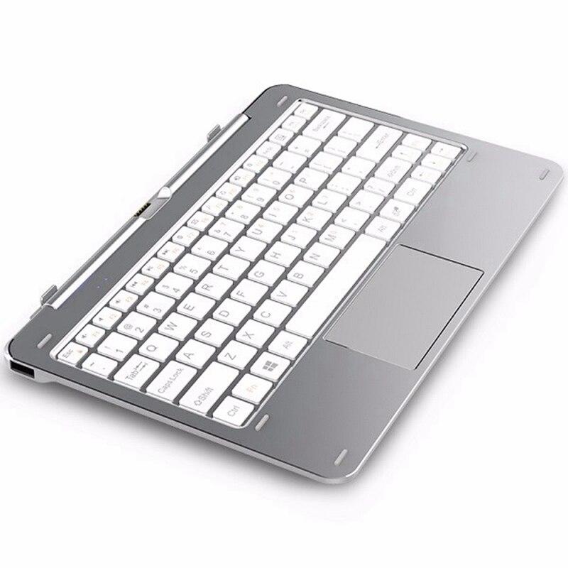 Cube CDK08 D'accueil Clavier Double USB Rotation Magnétique Clavier Dock 11.6 pouce Pour Cube iwork1x Clavier Tablet PC