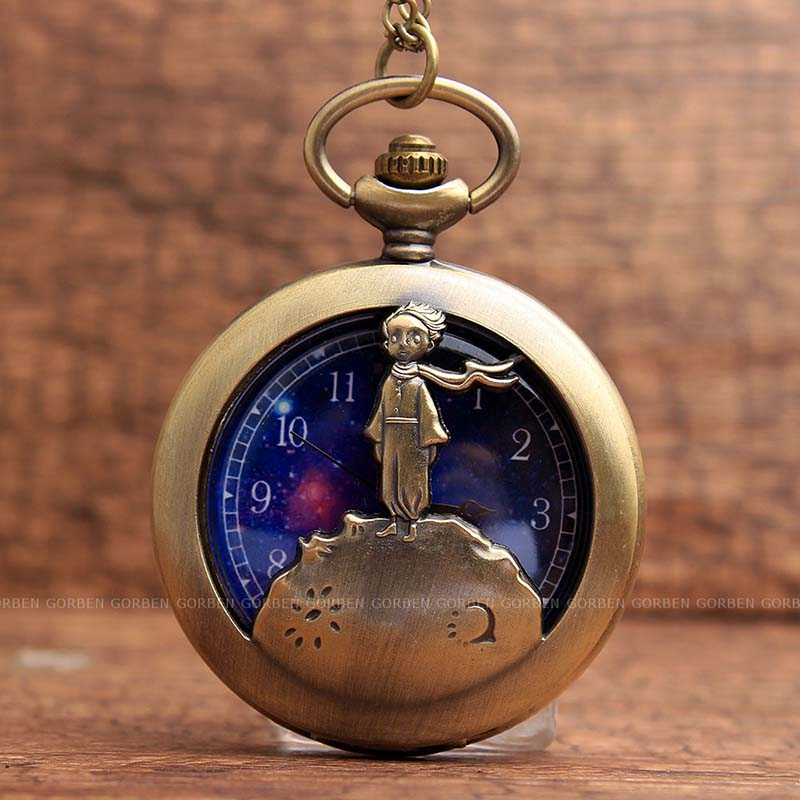 L01 Little Prince Pocket Watch 1