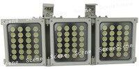 108 Вт высокой мощности, LED белый свет, billboard Свет, видимый Светодиодная лампа с Алюминий материалом и ночного видения источников света