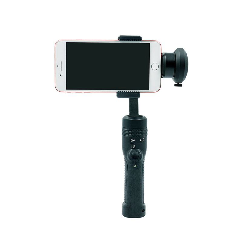 GC3 360 Degree 3-Axis Mobile Handheld Gimbal Stabilizer Support 6 Inch Smartphone For GoPro 3/3+/4/5 For Xiaoyi For SJCAM [hk stock][official international version] xiaoyi yi 3 axis handheld gimbal stabilizer yi 4k action camera kit ambarella a9se75 sony imx377 12mp 155‎ degree 1400mah eis ldc sport camera black