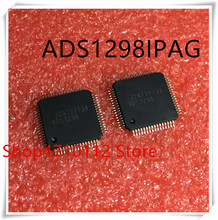 NEW 1PCS/LOT ADS1298 ADS1298IPAGR ADS1298IPAG TQFP-64 IC