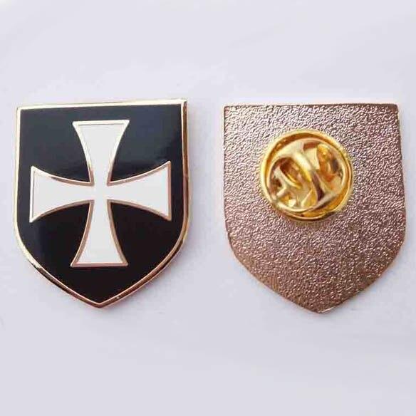 Brooch Pin Badge: M222 10PCS Wholesale Freemason Brooch Pins Badges Masonic