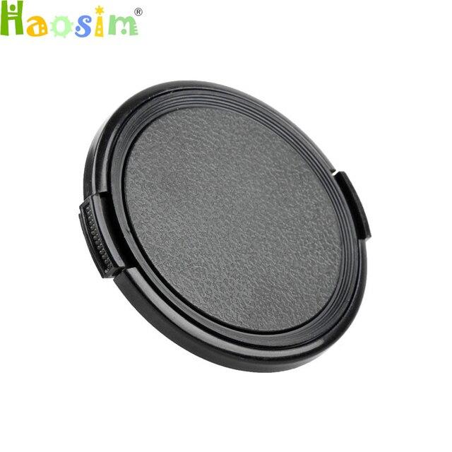37 40.5 43 46 49 52 55 58 62 67 72 77 82 86 95 105 mét Camera Lens Cap Protection Bìa Lens Front Cap đối với canon nikon DSLR Lens