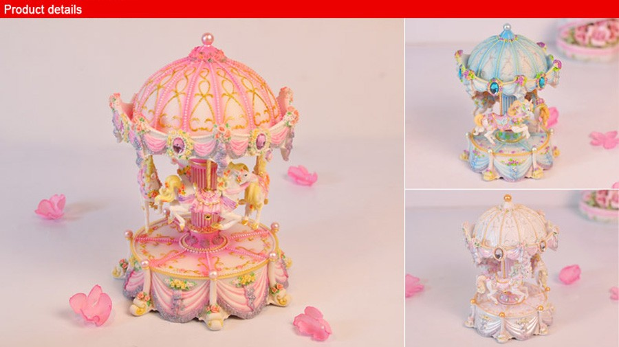 Carousel Music Box (14)