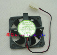 FONSONING DFB401012M 40*10MM 12V 0.7W 2wire double ball cooling fan