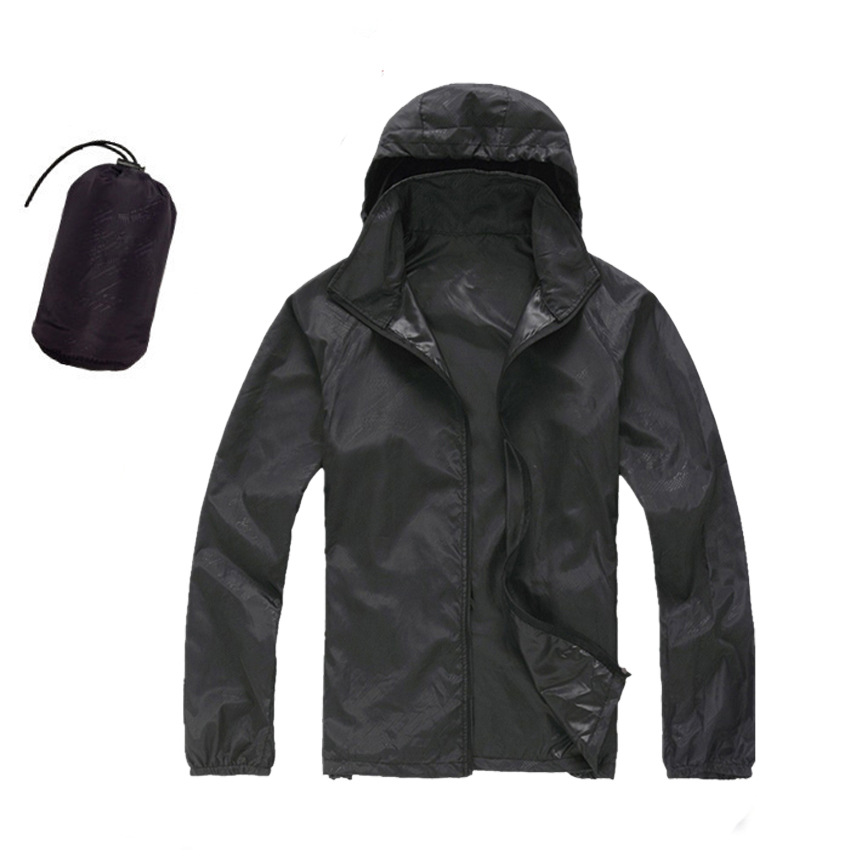 Sports Clothing Coats Skin-Jackets YOUGLE Hiking Waterproof Outdoor Women Camping Male