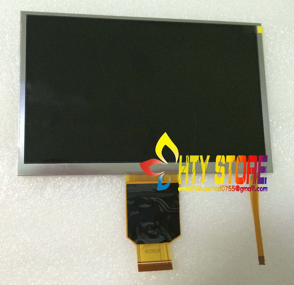 Original 7inch LCD screen for LMS700KF05 LMS700KF06 panel module free shipping free shipping original 9 inch lcd screen cable numbers kr090lb3s 1030300647 40pin