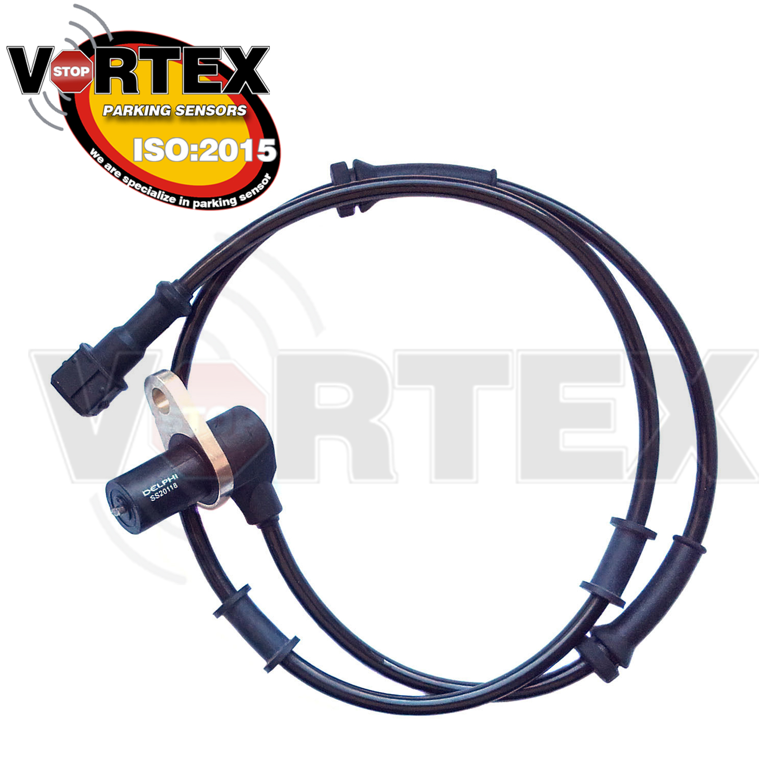 חזית שמאל וימין ABS גלגל חיישן מהירות עבור וולוו S40 V40 OEM: 30854299 SU12883 ALS553 5S11430