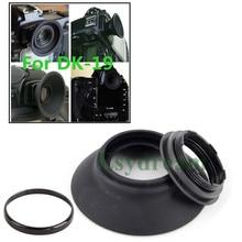 Oeilleton en caoutchouc as DK19, pour Nikon D5 D4 D4s D850 D810 D810A D800 D800E D500 D700 D3X D3s D3 D2X D2H F6