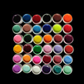 36 Colors Nail UV Gel Solid Pure Color