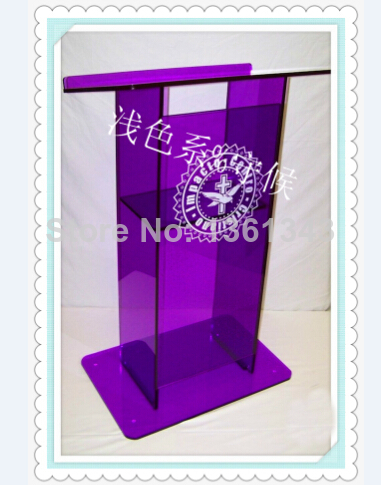 Hot Selling/Portable Acrylic Lectern
