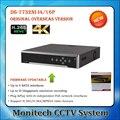 Atualizável HIK NVR DS-7732NI-I4/16 P Vigilância Gravador de Vídeo de apoio câmera de 32 com 4 SATA e 16 POE 4 K HDMI H.265 12MP