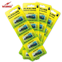 20pcs/4pack New Wama 4LR44 6V Dry Alkaline Battery Cells Car Remote Toy Calculator 28A 4AG13 544 L1325 4A76 Free Ship