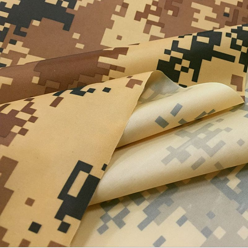 waterproof camouflage fabric 7