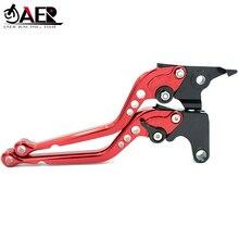 Levier dembrayage de frein moto JEAR CNC pour Ducati MS4 MS4R M900 M1000 S2R 1000 GT1000 PAUL SMART LE ST4 ST3/S/ABS MTS1100 748
