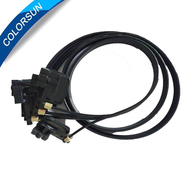 Ink filtering Damper with Pipeline For Epson R330 R290 T50 L800 UV flatbed printer Ink damper for ink filtering цена