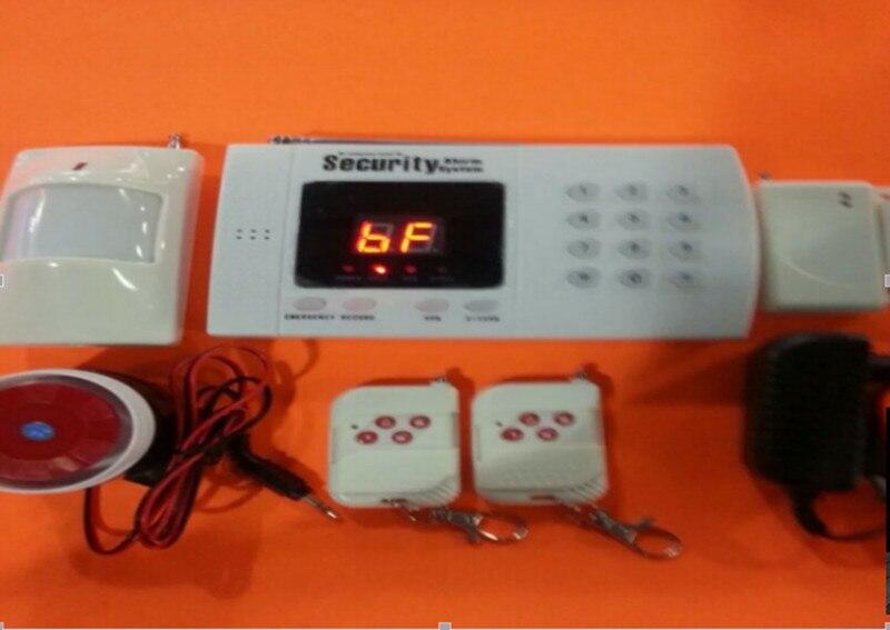 99 Wireless Zones PSTN Alarm System 99 wireless defense zones pstn intruder alarm system