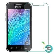 2pcs Screen Protector For Glass Samsung Galaxy J2 2015 Tempered Glass for Samsung Galaxy J2 2015 J200 Protective Film J2 2015 protective glass red line for samsung galaxy j2 2018