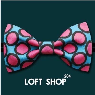 2016 моды галстук-бабочка мужчины розовый круг печати боути мужчины досуг галстук гент mariage галстуки дизайнер повседневная свадьба шеи износ