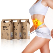 Chinese Medicine Slimming Patches to Lose Weight and Burn Fat Adhesive Detox Patch Products