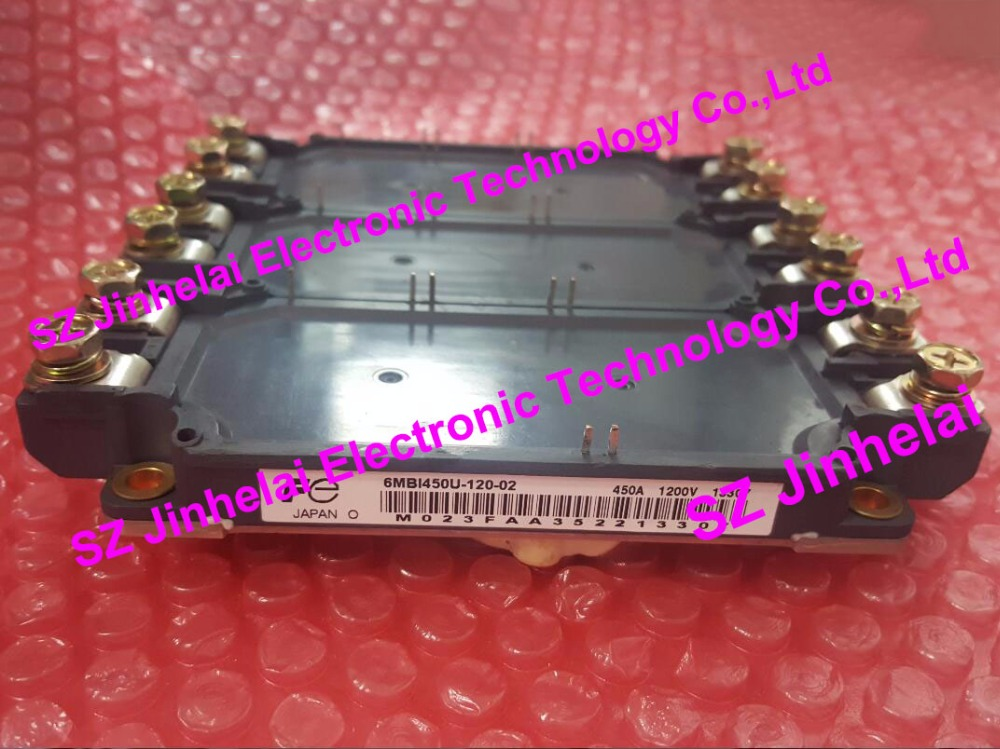все цены на  6MBI450U-120-02  FUJI  IGBT MODULE   450A  1200V  онлайн