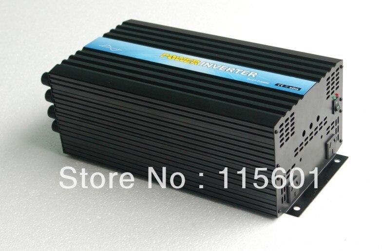 Customize Input/output Voltage 36v 60v 72v 96v 110v DC to 100v~240v AC Power Inverter 3000w, Solar Inverter, Aliexpress China