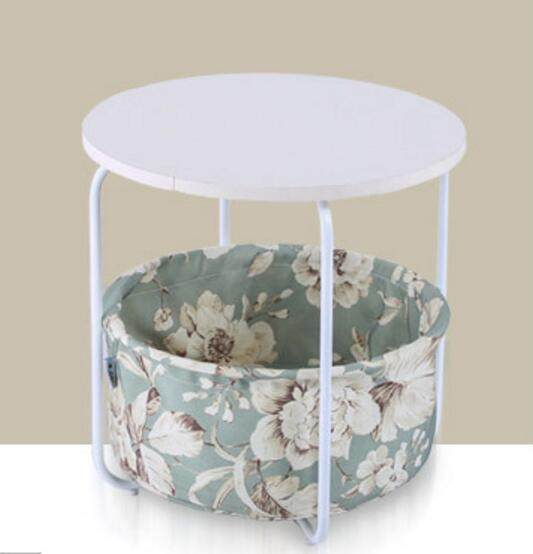 Beau 42*43cm Two Layers Multipurpose Coffee Table Tea Table Side Tables In  Coffee Tables From Furniture On Aliexpress.com | Alibaba Group