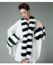 eaLAB plus size women clothing womens cloak cape coat poncho desigual girls winter coat wool blend female overcoat trench(China)