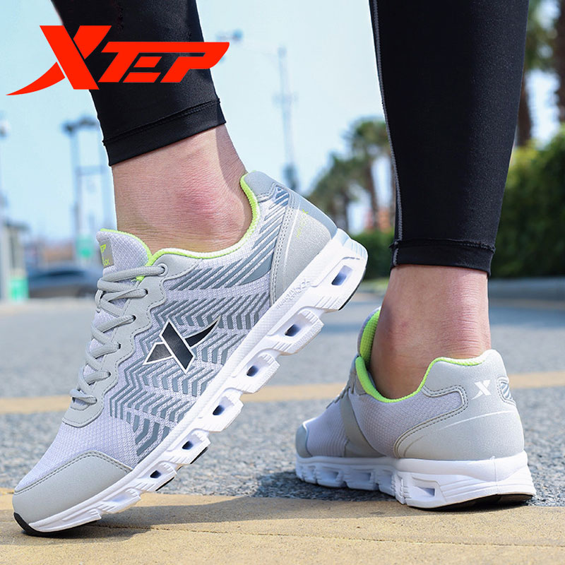 XTEP Mens Womens Running Shoes Men Sneakers Sports walking athletic Shoes runing shoes men 983119119066 ...