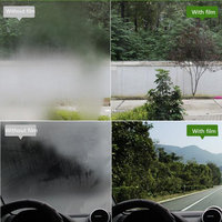 60''x20''Anti Fogging PET Shower Mirror Swim Glass Car Anti Fog Film Bathroom Mirror Swim Glass Car Rearview Anti Fog Film DIY