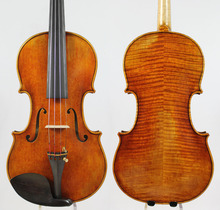 "A Great Stradivarius1715 Tittan 4/4 Violin .""All European Wood"" ,Top oil varnish!"