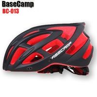 BASECAMP Mountain Bike Helmet Cycling Helmet MTB Professional Ultralight Integrally Molded 24 Air Vents Road Bicycle