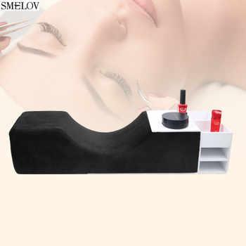 U-shaped eyelash pillow high rebound foam Grafting eyelash extension special pillow Professional eyebrows.Beauty salon pillow - DISCOUNT ITEM  4 OFF Home & Garden