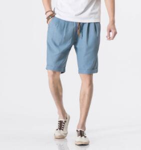 Summer new shorts men's casual pants