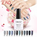 Elite99 UV Nail Gel Soak- Off UV&LED 10ml 12 Color Nail Beauty Art Polish Nail UV Lamp Necessary Gel Polish