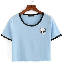 2017 Summer T-shirt Women Casual Lady Top Tees Cotton Tshirt Female Brand Clothing T Shirt Printed Pocket Cat Top Cute Tee S-XL